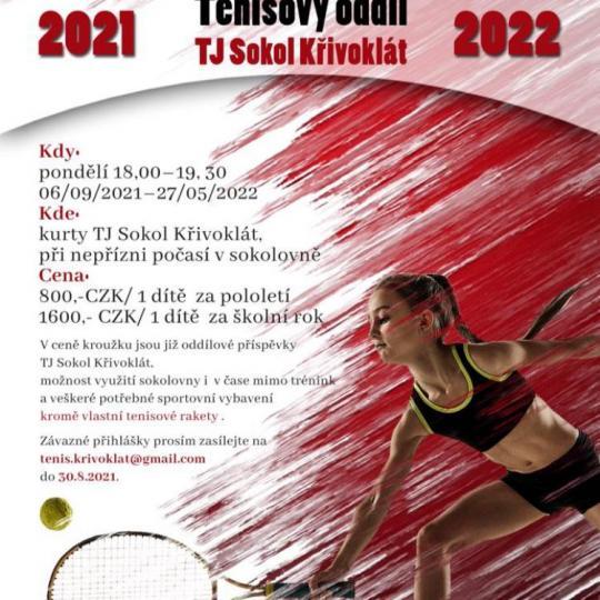 Tenis pro děti
